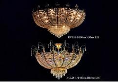 Crystal lamps lighting
