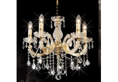 Crystal arms chandeliers