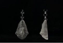 Rock crystal parts