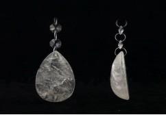 Rock crystal part