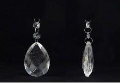 Natural stone crystal