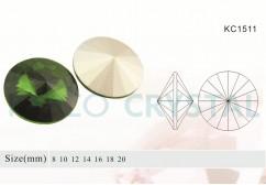 crystal round stone-(KC1511)
