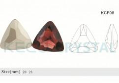 crystal glass stone-(KCF08)