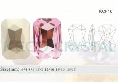 fancy stone bead-(KCF10)
