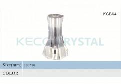 crystal glass column-(KCB64)