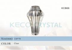 glass column center part-(KCB66)