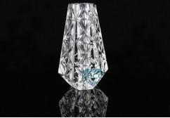 crystal bobeches column-(KCB98)