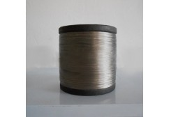 Stainless steel wire with plastic
