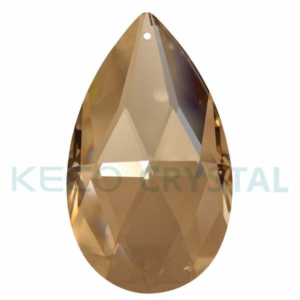 Almond Shape Chandelier Crystal Drops Kc872